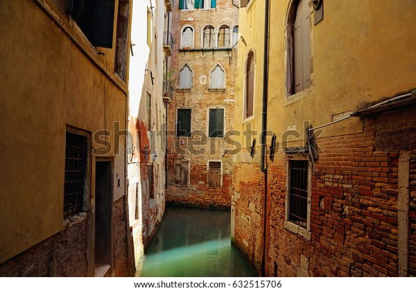 Venice streets near Saint Marco square