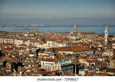 Venice. View from Campanile.