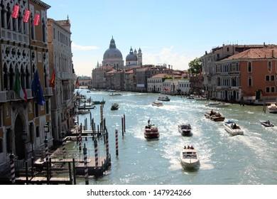 Venice water transit