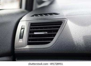 Vent in car