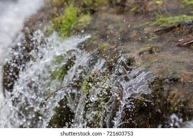 Ventas Rumba waterfall in Latvia