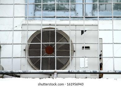 Ventilation air