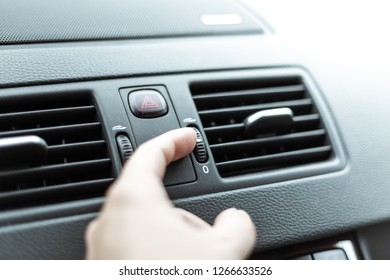 Ventilation in the car