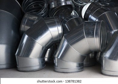 ventilation ducts components