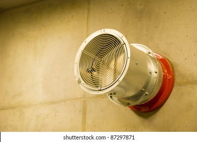 ventilation fire damper