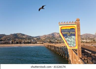 Ventura Historic Pier