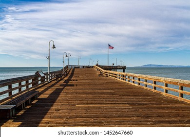 Ventura Pier, built in 1872