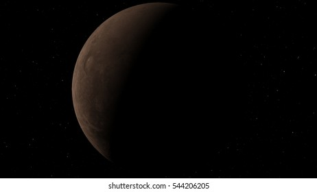 Venus planet (Elements of this image furnished by NASA)
