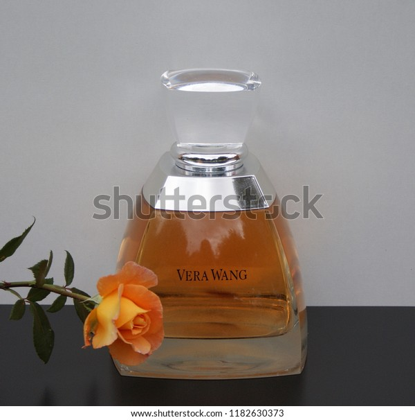 Vera Wang Fragrance Ladies Large Perfume Stock Photo Edit Now 1182630373