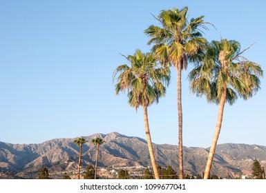 Verdugo Mountains, Burbank, CA