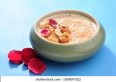 Vermicili kheer, Payasam, shahi kheer, Dessert