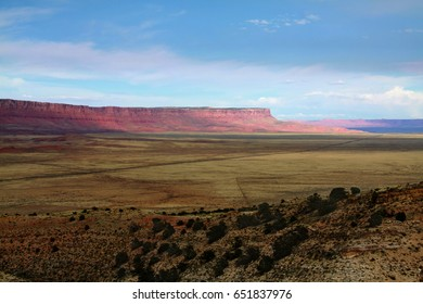 Vermilion Cliffs National Monument in Arizona.