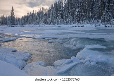 Vermilion River in Kootenay National Park