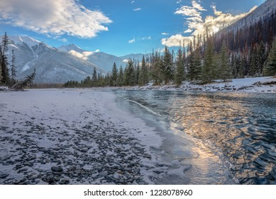 Vermillion River in Kootenay National Park