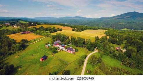 Vermont Farm Life