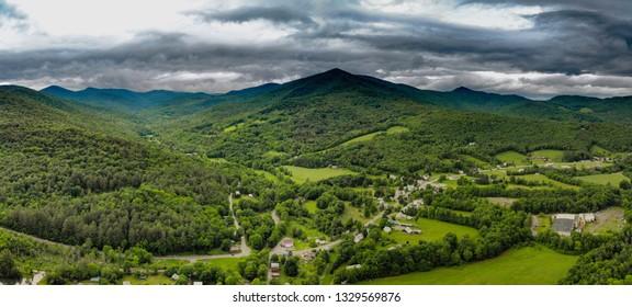 Vermont Summer Drone Photos