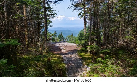 Vermont's Long Trail Orvis Lookout