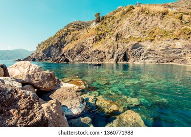 Vernazza, Cinque Terre (Italian Riviera Liguria), Italy - famous italian travel destinations