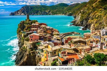Vernazza, Cinque Terre Italy