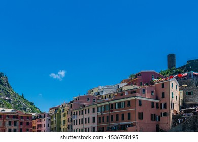 Vernazza is one of the five towns that make up the Cinque Terre region. Vernazza and remains one of the truest fishing villages on the Italian Riviera.