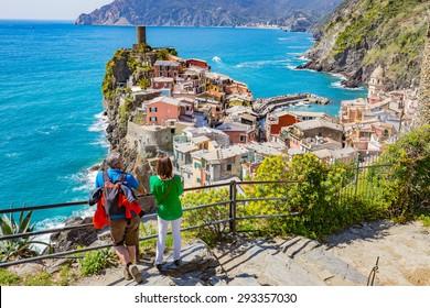 Vernazza is a town and comune located in the province of La Spezia, Liguria, northwestern Italy.