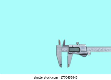 vernier caliper digital, quality control check drill, cutting tool, jig fixture, parts automotive, measurement diameter isolated. use screw gauge calipers analogue.