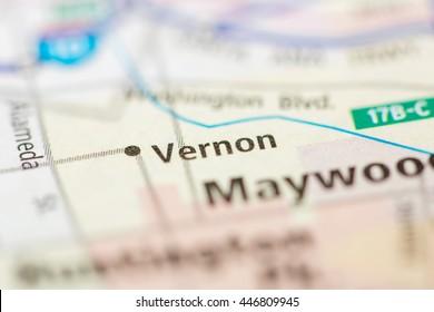 Vernon. California. USA