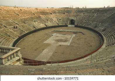 Verona colosseum