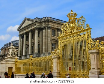 Versailles, France - 05/10/2010 - Versailles, France - Palace of Versailles