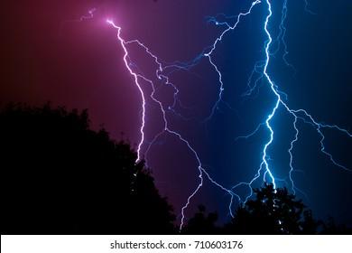versus lightning