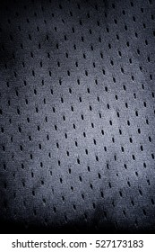 Vertical athletic fabric texture