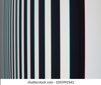 Vertical chromatic aberration lines texture background