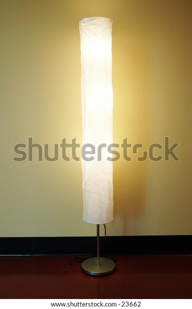 Vertical Lamp