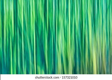 Vertical lines and shades of green abstract background.
