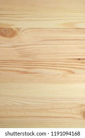 Vertical Photo of Natural Light Brown Wood Plank Beautiful Pattern, Front View for Texture Background and Banner