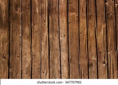 Vertical Wood Texture - Wooden Planks