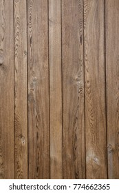 Vertical wooden board nature pattern light brown background