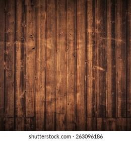Vertical wooden floor panel
