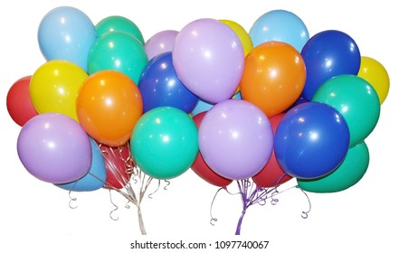 very beautiful balloons