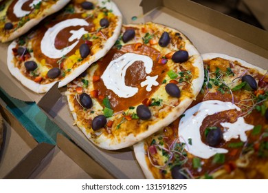 very delicious Pizza