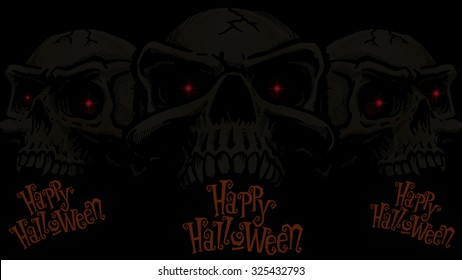 Very High detail Ultra definition  Halloween image