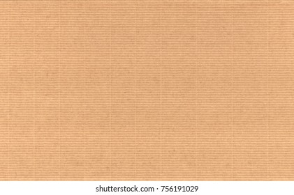 very high resolution brown corrugated cardboard texture useful as a background