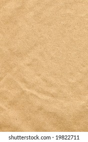 Very high resolution brown packing paper background texture.