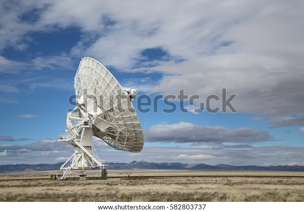 Very Large Array Radio Astronomy Observatory
