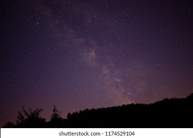Very much stars on the sky - Shutterstock ID 1174529104