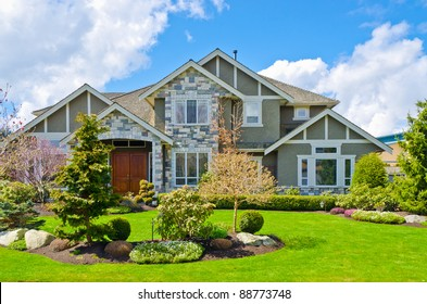 landscaped yard images stock photos vectors shutterstock