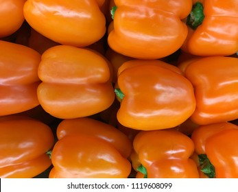 Very Nice group Of fresh bell Peppers