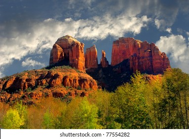 Very Nice Image Of the rocks in Sedona arizona