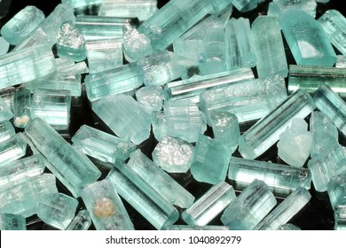 Lot A Very Nice Paraiba Blue Color Gemstone Tourmaline