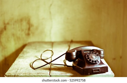 A very old phone